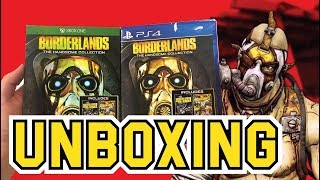 Borderlands The Handsome Collection Xbox One // PS4 Unboxing!