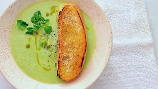 Холодный суп из Авокадо / Cold Avocado Soup
