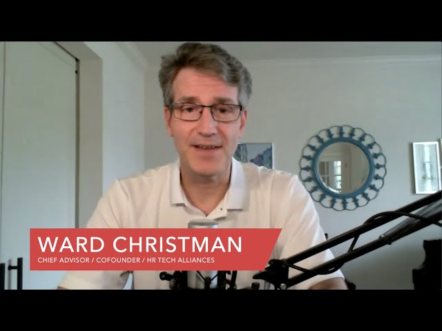 Creating Successful Virtual Events with Ward Christman, HR Tech Alliances