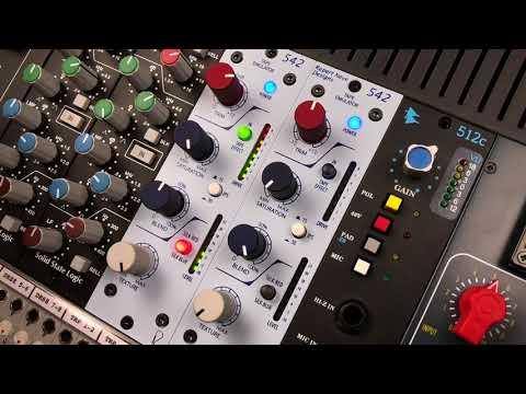 Rupert Neve Designs 542 Tape Emulator Demo