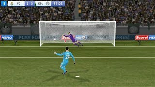 Dream league soccer 2017 android gameplay #44
