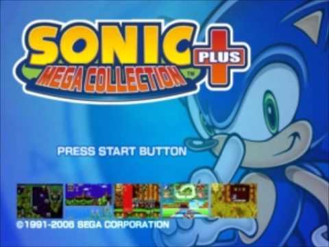Sonic Mega Collection Plus Credits Theme Youtube