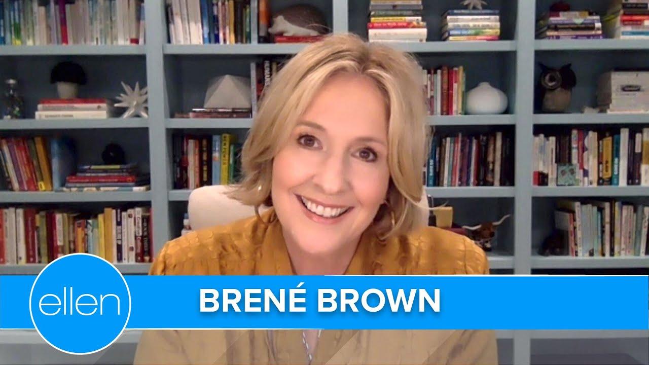 Brené Brown Still Struggles with Vulnerability