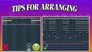 Tips & Tricks When Arranging Beats In Fl Studio 20