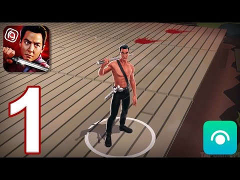 Into The Badlands Blade Battle - Gameplay Walkthrough Part 1 - 1: Nomad (iOS)