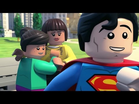 "LEGO: DC Comics Super Heroes: Justice League vs. Bizarro League - ""Excuse Me"" Clip"
