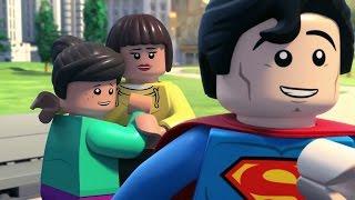 """LEGO: DC Comics Super Heroes: Justice League vs. Bizarro League - """"Excuse Me"""" Clip"""