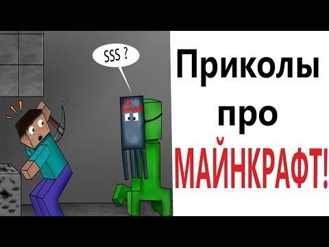 Лютые приколы. КОГДА МАЙНКРАФТ ТРОЛЛИТ КОТ!!! Самое смешное видео! Засмеялся проиграл! – Domi Show!