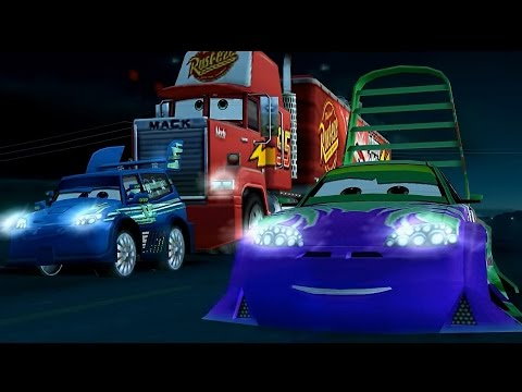 Мультфильм про машинки. Игра Тачки. Молния Маквин. Disney Cars Games