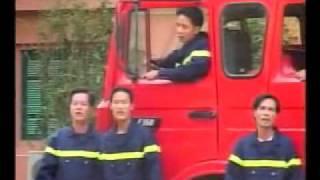 lính cứu hỏa ..tuyệt vời quá