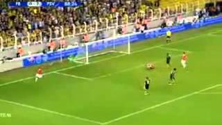 Fenerbahçe - Psv  0-2 Hazırlık Maçı Geniş Özeti 24.07.2013