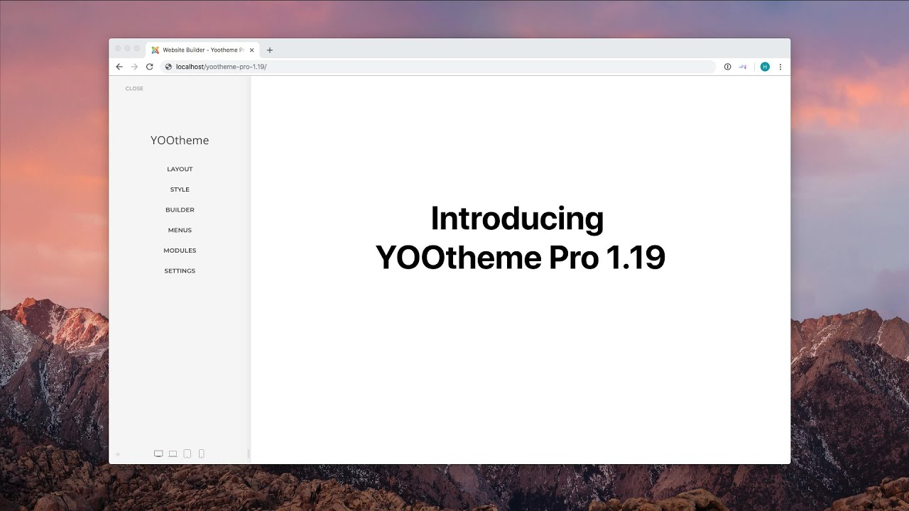YOOtheme Pro 1 19 – Contextual Help and Posts Builder - YOOtheme
