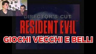 GIOCHI VECCHI E BELLI parte 2 - Resident Evil, Tomb Raider, Crash Bandicoot, Mortal Kombat