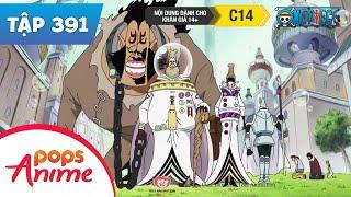 One Piece Tập 391 - Bạo Ngược! Những Kẻ Thống Trị Sabaody - Thiên Long Nhân - Đảo Hải Tặc