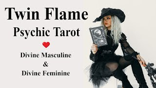 Twin Flame Reading ~ Union is Clear, so is the Rest, a Must Watch! ~ Master Intuitive Tarot Reading