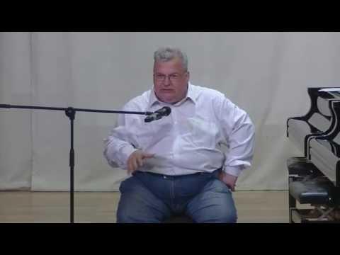 Никита Кошкин - Творческая встреча в ПККИ г.Владивосток