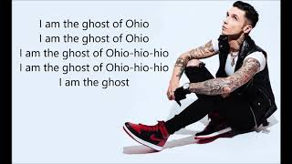 Andy Black - Ghost Of Ohio (lyrics)