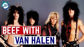 5 Crazy facts about Mötley Crüe that you may not know