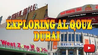 Exploring Al Qouz Dubai (04-July-2016) OFWLIFE DUBAI IN DUBAI