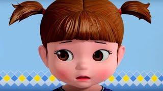 Консуни и ее друзья – Битва за мороженое - Серия 1 - Мультики для детей