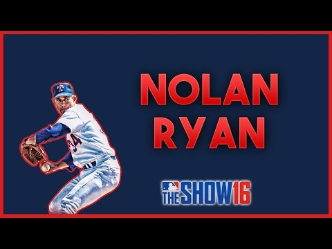 MLB The Show 16 Legend Review: Nolan Ryan