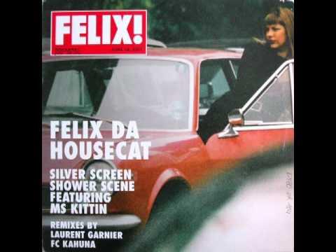 Felix da Housecat - Silver Screen Shower Scene (Thin White Duke Mix)