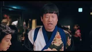 佐藤二朗 「クセが強い居酒屋店員」