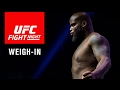 watch he video of UFC Fight Night Halifax: Official Weigh-in