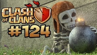 CLASH OF CLANS #124 - Guter Loot & Verteidigung hochballern ★ Let's Play Clash of Clans