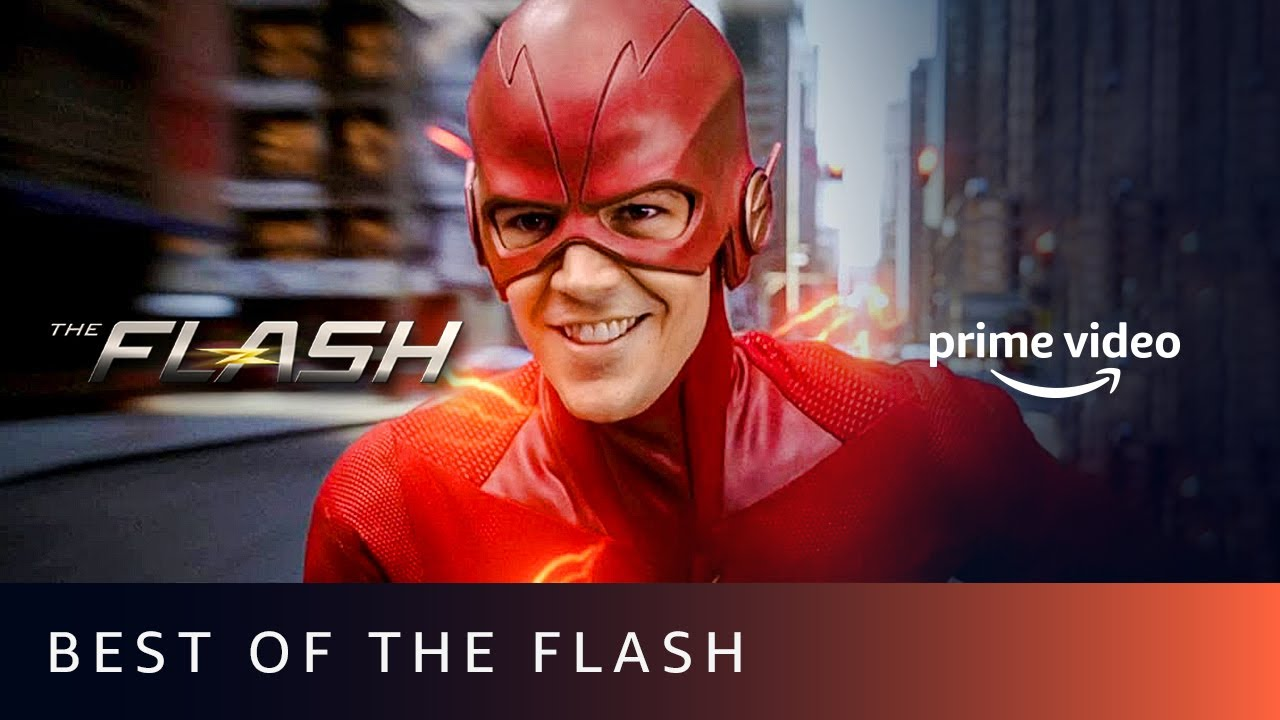 Best Of The Flash | Grant Gustin, Candice Patton, Danielle Panabaker | Amazon Prime Video