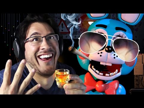 NEW SPECIAL GUEST! (5th and 1st Shot) | Five Nights at F**kboy's DRUNK - Part 4