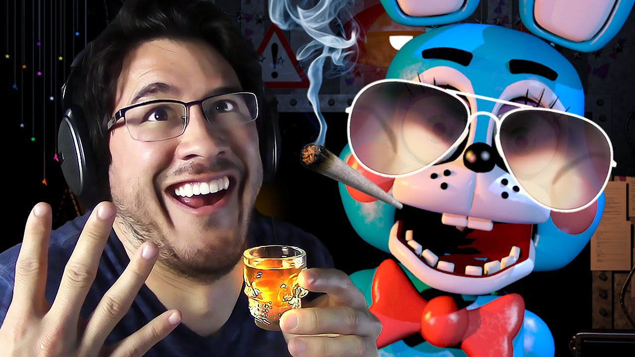 NEW SPECIAL GUEST! (5th and 1st Shot)   Five Nights at F**kboy's DRUNK -  Part 4