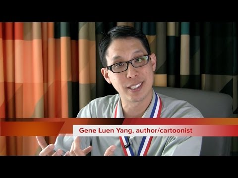 Gene Yang: Expand Your Universe With Books