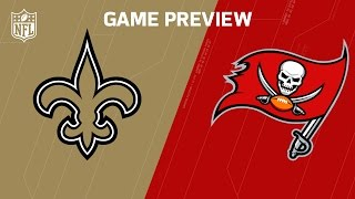 Saints vs. Buccaneers (Week 14 Preview) | Around the NFL Podcast | NFL