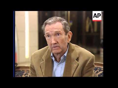 Ramsey Clark says Saddam is in good spirits, they met this week