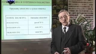 Agrotechnika roślin uprawy polowej. Akademicka Telewizja Naukowa ATVN