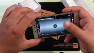 Xiaomi Redmi 3S / БОЛЬШАЯ распаковка или маленький ОБЗОР ► Посылка из Китая / AliExpress