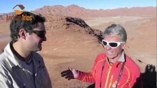 Andean Trips with Peter Habeler: Expedition to Llullaillaco (Part 1)