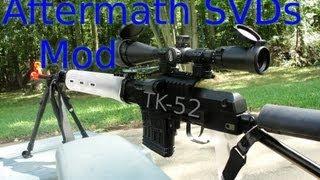 Aftermath SVD-S Upgrade (TK-52)