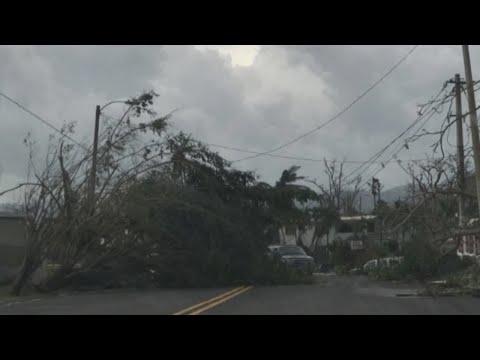 Lovington woman stuck in Puerto Rico after Hurricane Maria
