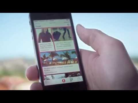 New Opera Mini for iPhone and iPad