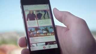 New Opera Mini for iPhone and iPad