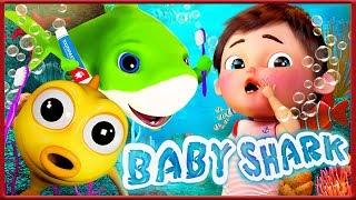 Baixar Baby Shark Fast Dance |+ More Nursery Rhymes & Kids Songs | Songs For Kids | Banana Cartoons