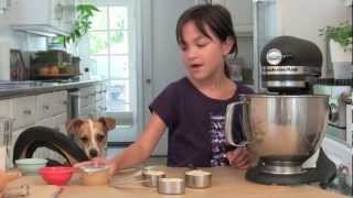 How-to Make Homemade Dog Biscuits - Friday Playdates Diy