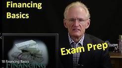 18 Financing Basics: Arizona Real Estate License Exam Prep