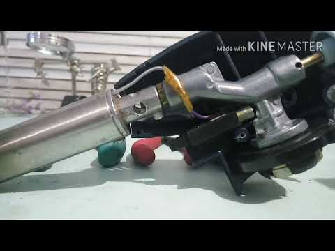Ремонт пъезо элемента на китайской газовой горелке