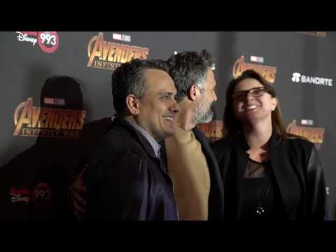 Avengers Infinity War  Mexico City Premiere - BRoll Selects (official video)