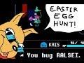 When in Doubt, Hug Ralsei! Easter Egg Hunting in Delta Rune