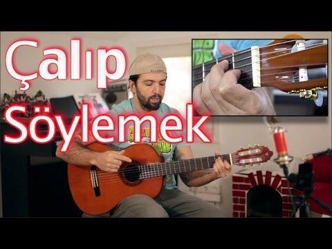 Tarrega Mi Minör Etüd   Klasik Gitar Dersleri