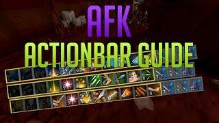 Runescape 3 - AFK Action Bar guide 2019